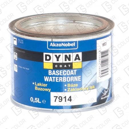DS Color-OUTLET DYNACOAT-DYNACOAT WB 7914 0.5L (D)