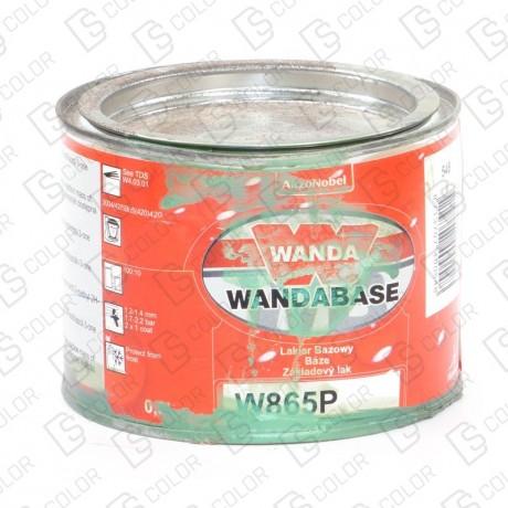 DS Color-OUTLET WANDA-WANDA WB865P VERDE (AMARILLO) PERLADO 0,5LT//OUTLET