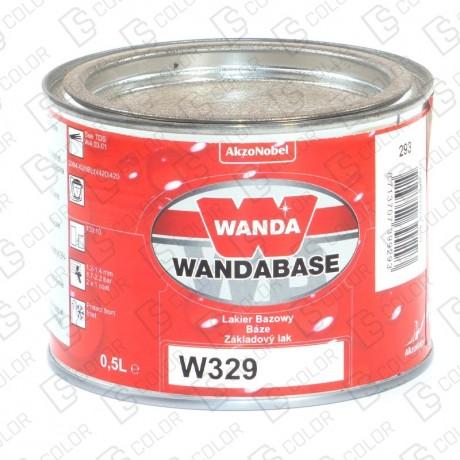 WANDA WB329 ROJO (NARANJA) 0,5LT-(D)
