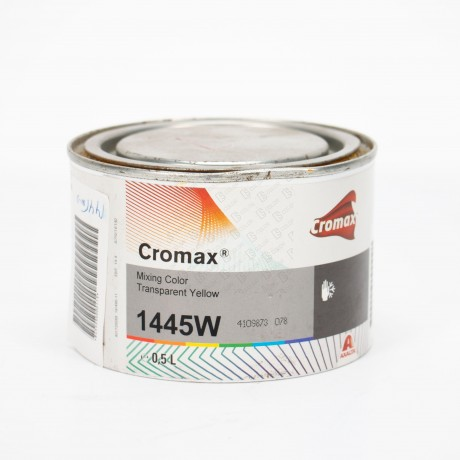 CROMAX 1445W 0.5LT TRANSPARENT YELLOW //OUTLET