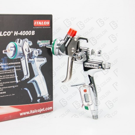 DS Color-ITALCO-ITALCO PISTOLA H-4000B HVLP DIGITAL 1.3