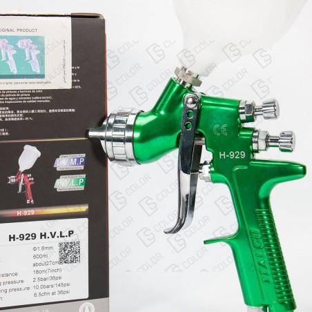 DS Color-ITALCO-ITALCO PISTOLA H-929 HVLP 1.6