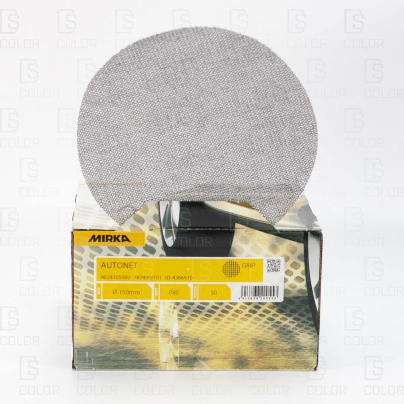 DS Color-MIRKA-MIRKA AUTONET 150 P080 (50u.)