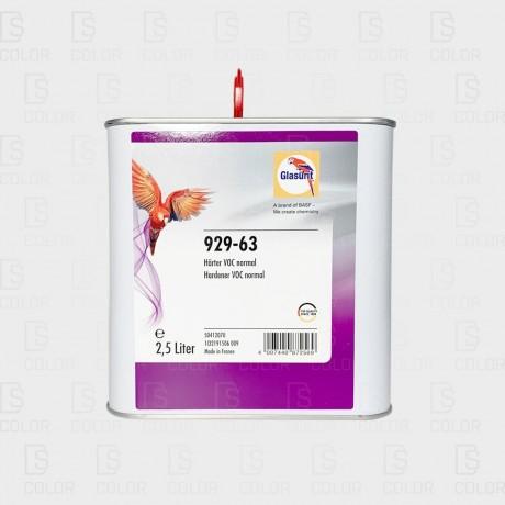 DS Color-GLASURIT CATALIZADORES-GLASURIT CATALIZADOR VOC 929-63 NORMAL 2.5LT