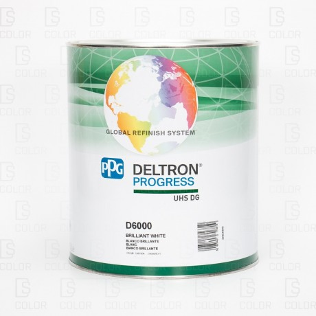 PPG DELTRON PROGRESS UHS D6000 3.5LT
