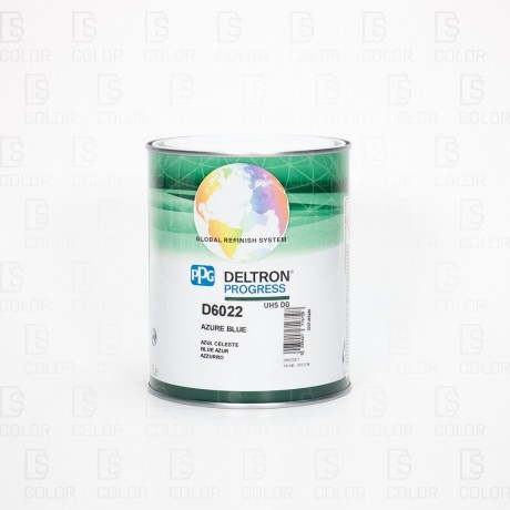 PPG DELTRON PROGRESS UHS D6022 1LT