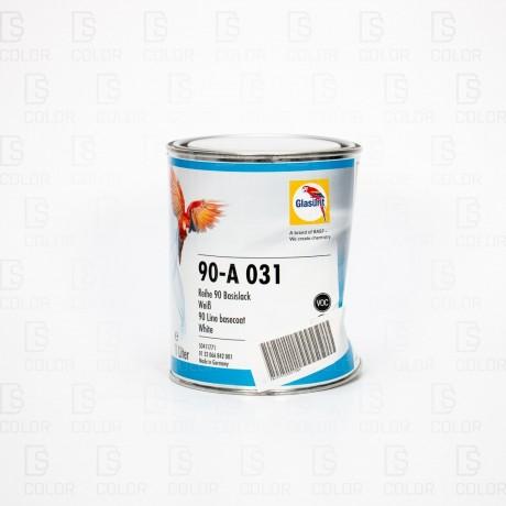 DS Color-OUTLET GLASURIT-GLASURIT 90-A 031 BLANCO 1 LT - D