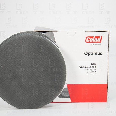 COLAD CAJA DISCOS OPTIMUS P2000 150MM