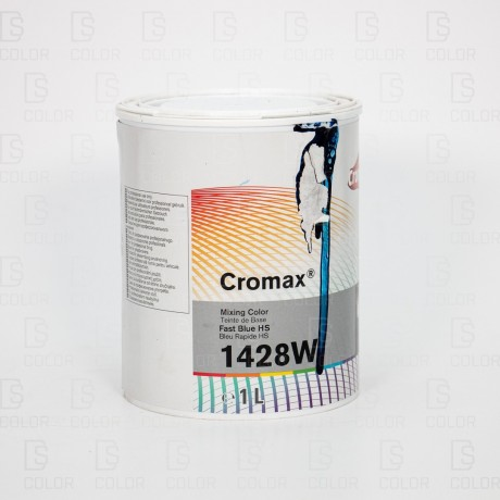 CROMAX 1428W 1LT FAST BLUE //OUTLET