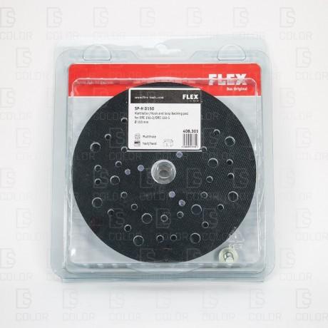 FLEX  PLATO LIJA VELCRO DURO SP-H D150/5