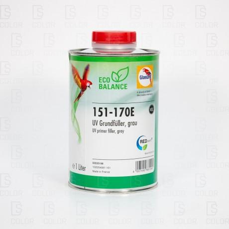 GLASURIT APAREJO UV 151-170E GRIS 1LT
