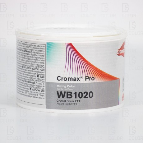 CROMAX PRO WB1020 LT. 0,250LT EFX PRO CRYSTAL SILVER