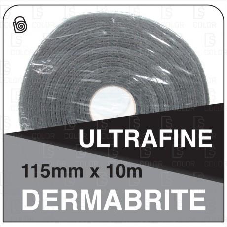 DS Color-DERMABRITE-DERMAUTOLOGY ROLLO DERMABRITE 115x10m ULTRAFINE GRIS