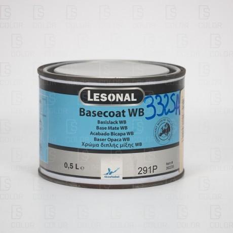 LESONAL WB291P 0.5LT  SIKKENS 332SA