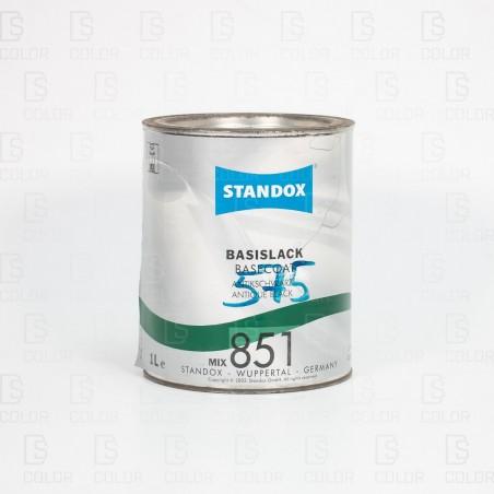 DS Color-BASISLACK-STANDOX 2K MIX 851 1LT S.H. MB575