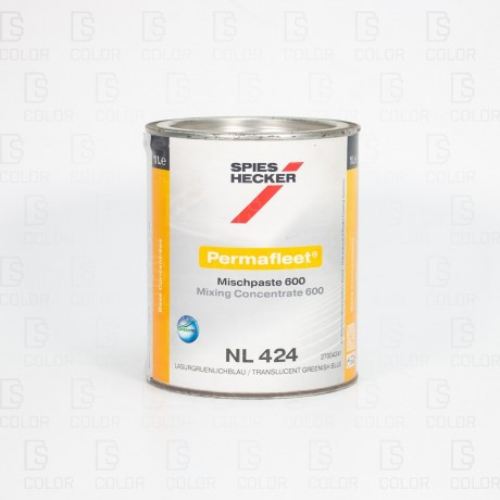 DS Color-PERMAFLEET-SPIES HECKER SERIE 600 BASE NL424 1LT