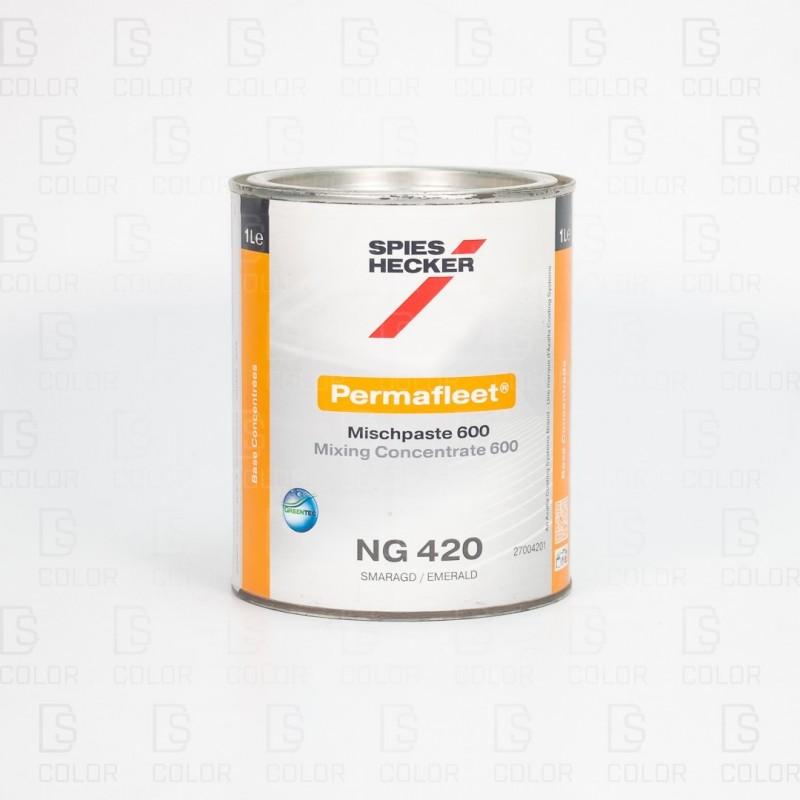 DS Color-PERMAFLEET-SPIES HECKER SERIE 600 BASE NG420 1LT