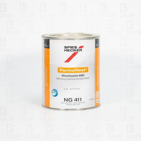 DS Color-PERMAFLEET-SPIES HECKER SERIE 600 BASE NG411 1LT