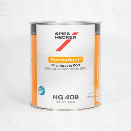 DS Color-PERMAFLEET-SPIES HECKER SERIE 600 BASE NG409 3.5LT