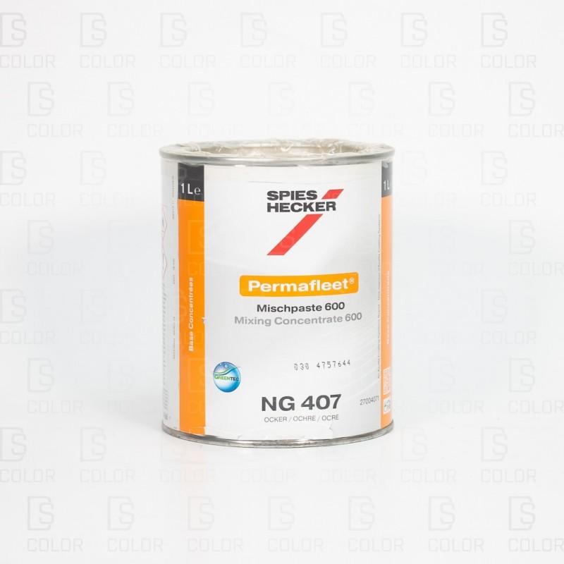DS Color-PERMAFLEET-SPIES HECKER SERIE 600 BASE NG407 1LT