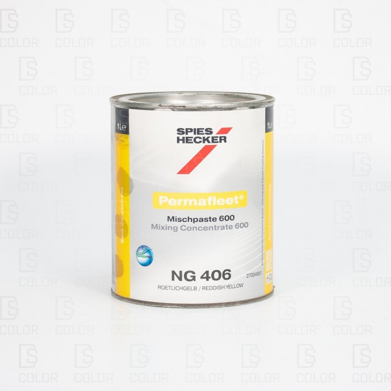 DS Color-PERMAFLEET-SPIES HECKER SERIE 600 BASE NG406 1LT