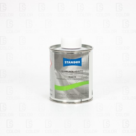 STANDOX ADDITIVE KA674 TRANSPARENT RED 0,1LT