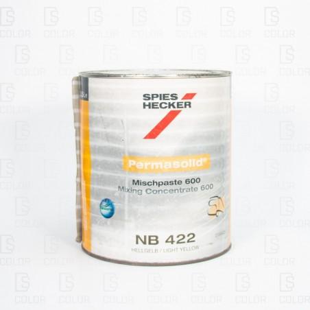 DS Color-PERMAFLEET-SPIES HECKER SERIE 600 BASE NG422 3,5 LT