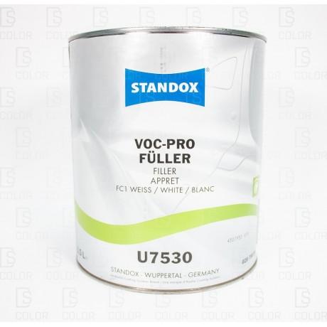 DS Color-OUTLET STANDOX-STANDOX U7530 IMPRIMACION VOC PRO-F. GRIS 3,5L//OUTLET