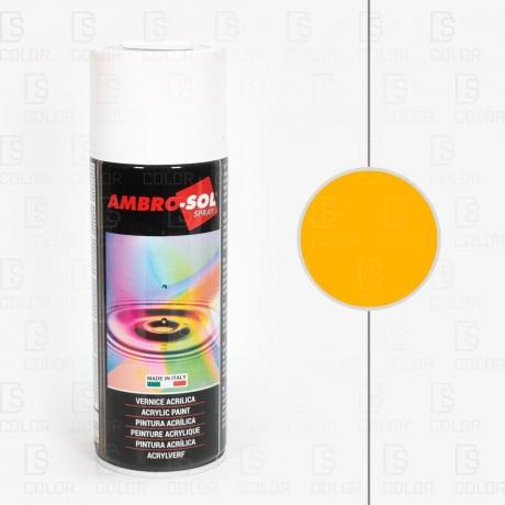 DS Color-AMBROSOL-SPRAY AMBROSOL 400ml FLUORESCENTE NARANJA