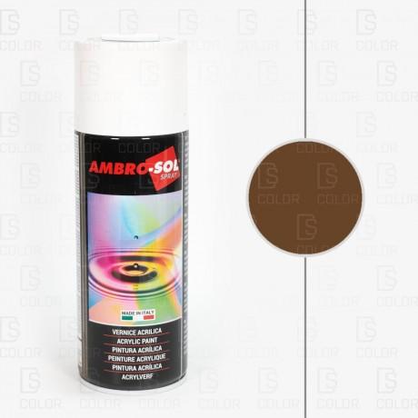 DS Color-OUTLET AMBROSOL-SPRAY AMBROSOL RAL8011 MARRON NOGAL//OUTLET