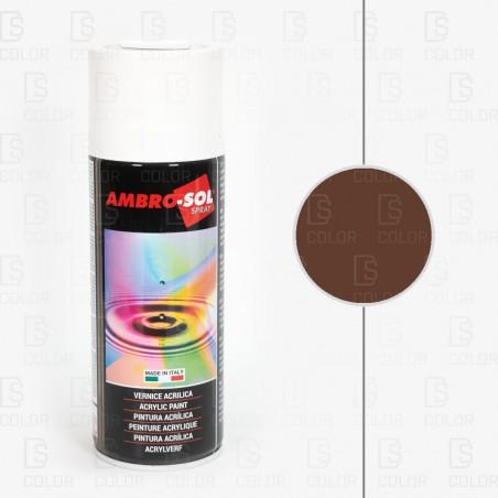 DS Color-OUTLET AMBROSOL-SPRAY AMBROSOL RAL8002 MARRON SEÑAL//OUTLET