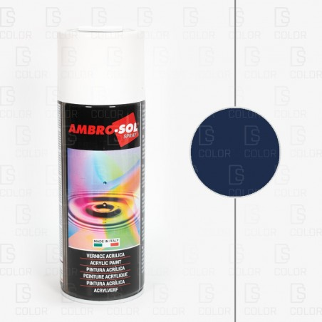 DS Color-AMBROSOL-SPRAY AMBROSOL RAL5010 AZUL GENCIANA