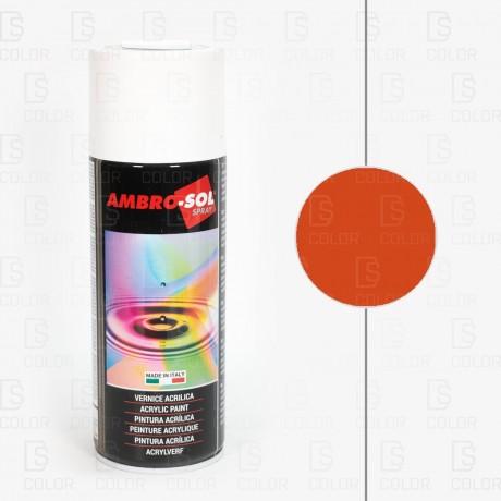 DS Color-OUTLET AMBROSOL-SPRAY AMBROSOL RAL2004 NARANJA PURO//OUTLET