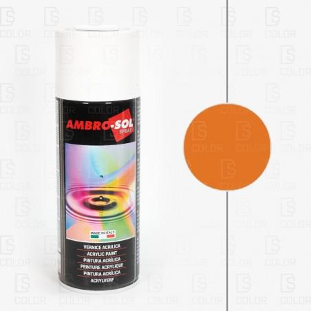 DS Color-OUTLET AMBROSOL-SPRAY AMBROSOL RAL2003 NARANJA PASTEL//OUTLET