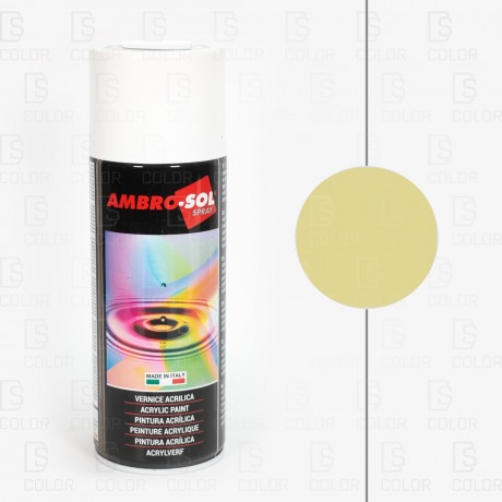 DS Color-OUTLET AMBROSOL-SPRAY AMBROSOL MARFIL CLARO//OUTLET