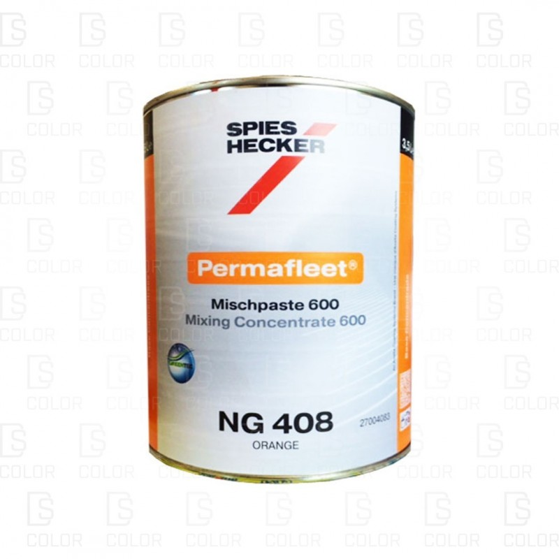 DS Color-PERMAFLEET-SPIES HECKER SERIE 600 BASE NG 408 3.5LT