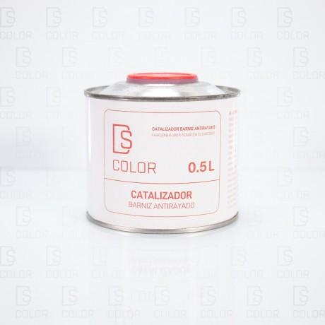 CATALIZADOR BARNIZ ANTIRAYADO 0,5LT