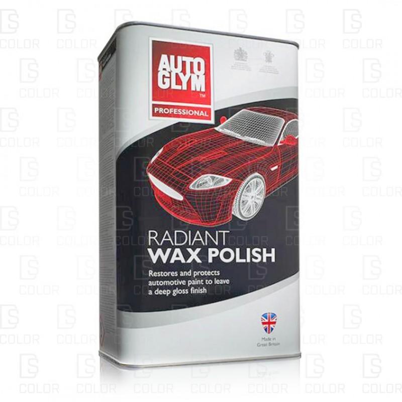 DS Color-AUTO GLYM-AUTO GLYM RADIANT WAX POLISH 5L