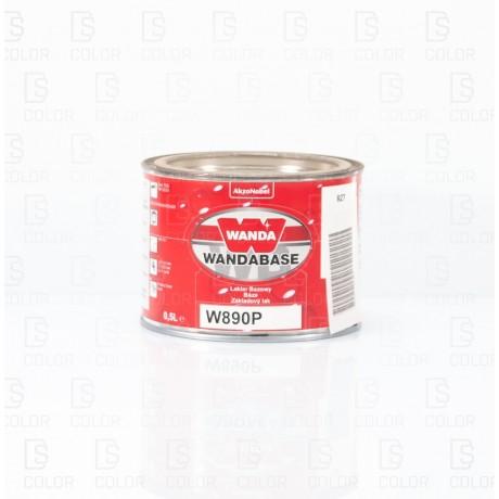 DS Color-OUTLET WANDA-WANDA WB890P BLANCO PERLADO EXTRA FINO 0,5LT//OUTLET