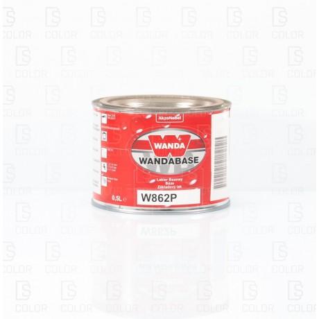DS Color-OUTLET WANDA-WANDA WB862P VERDE (AMARILLO) PERLADO 0,5LT//OUTLET