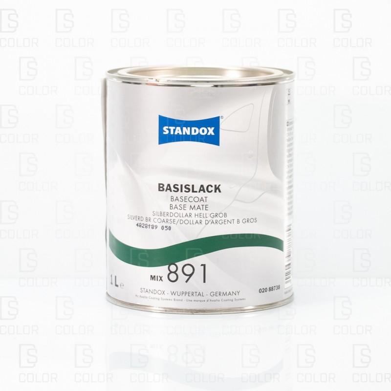 DS Color-BASISLACK-STANDOX 2K MIX 891 SPIES HECKER MB508 1LT