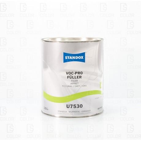DS Color-STANDOX APAREJOS-STANDOX U7530 IMPRIMACION VOC PRO-F. GRIS 3,5L