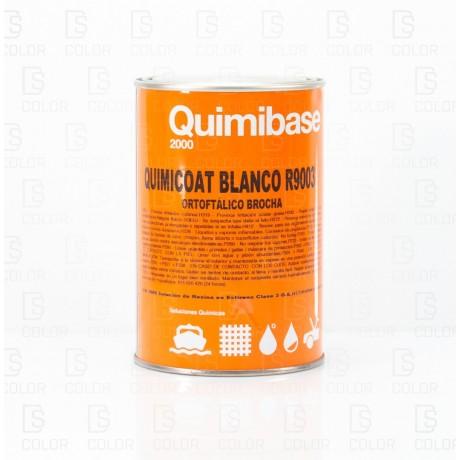 QUIMICOAT PARAFINADO BLANCO BROCHA R9003 1KG