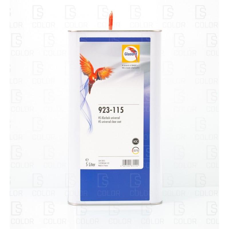 DS Color-GLASURIT BARNICES-GLASURIT BARNIZ 923-115 HS 5LTS