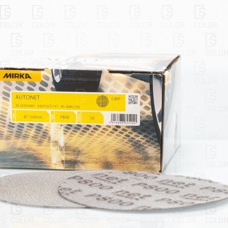 DS Color-MIRKA-MIRKA AUTONET 150 P800 (50u.)