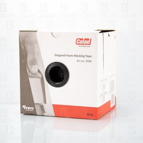 COLAD Diagonal Foam Masking Tape 38 M. (BURLETE 9080 DIAGONAL)